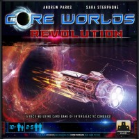 Core Worlds: Revolution - Board Game Box Shot