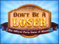 Don't Be A Loser - Board Game Box Shot