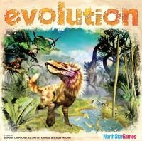 Evolution - Board Game Box Shot