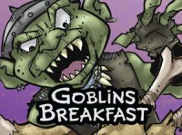 Goblin's Breakfast - Board Game Box Shot