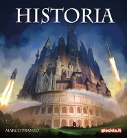 Historia - Board Game Box Shot