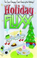 Holiday Fluxx - Board Game Box Shot
