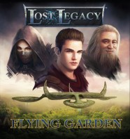 Lost Legacy: Flying Garden - Board Game Box Shot