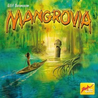 Mangrovia - Board Game Box Shot