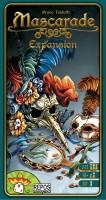 Mascarade Expansion - Board Game Box Shot