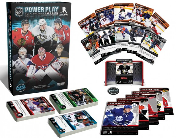 NHL Power Play Publisher Image