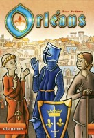Orléans - Board Game Box Shot