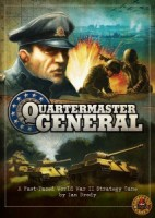 Quartermaster General - Board Game Box Shot