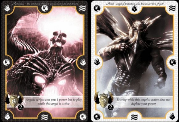Regnum Angelica Cards