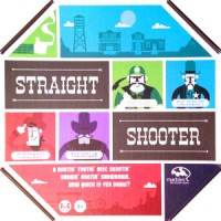 Straight Shooter - Board Game Box Shot