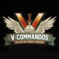 V-Commandos - Board Game Box Shot