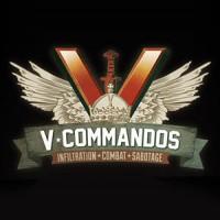 V-Commandos - Board Game Box Shot