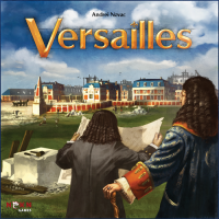 Versailles - Board Game Box Shot