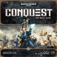 Warhammer 40,000: Conquest - Board Game Box Shot