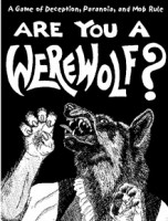 Are You A Werewolf? - Board Game Box Shot
