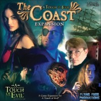 A Touch of Evil: The Coast Expansion - Board Game Box Shot