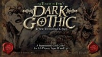A Touch of Evil: Dark Gothic Deck Building Game - Board Game Box Shot