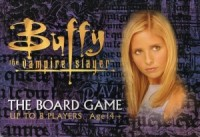 Buffy the Vampire Slayer: The Board Game - Board Game Box Shot