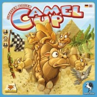 Camel Up - Board Game Box Shot