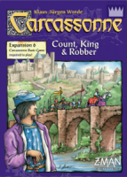 Carcassonne: Count, King & Robber - Board Game Box Shot
