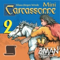 Carcassonne: Mini-expansion #2 – The Messengers (Second Edition) - Board Game Box Shot