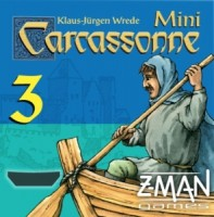 Carcassonne: Mini-expansion #3 – The Ferries (Second Edition) - Board Game Box Shot