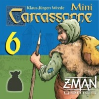 Carcassonne: Mini-expansion #6 – The Robbers (Second Edition) - Board Game Box Shot