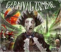 Carnival Zombie - Board Game Box Shot