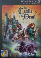 The Castle of the Devil - Board Game Box Shot