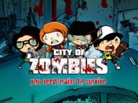 City of Zombies - Board Game Box Shot