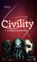 Civility – Expansion - Board Game Box Shot