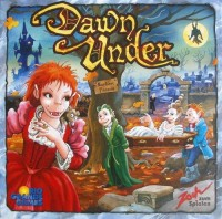 Dawn Under - Board Game Box Shot