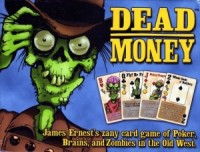 Dead Money - Board Game Box Shot