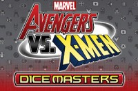Marvel Dice Masters: Avengers vs. X-Men - Board Game Box Shot