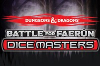 Dungeons & Dragons: Dice Masters Battle for Faerûn - Board Game Box Shot