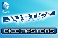 DC Comics: Dice Masters Justice League - Board Game Box Shot