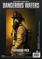 Flash Point: Fire Rescue — Dangerous Waters Expansion Pack - Board Game Box Shot