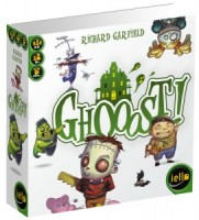 Ghooost! - Board Game Box Shot
