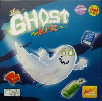 Ghost Blitz - Board Game Box Shot