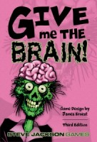 Give Me the Brain! (Third Edition) - Board Game Box Shot