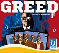 Greed - Board Game Box Shot