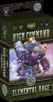 Hordes: High Command – Elemental Rage - Board Game Box Shot