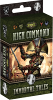 Hordes: High Command – Immortal Tales - Board Game Box Shot