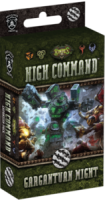 Hordes: High Command – Gargantuan Might - Board Game Box Shot