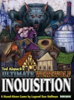 Ultimate Werewolf: Inquisition - Board Game Box Shot