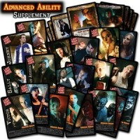 Last Night on Earth: Advanced Abilities Supplement - Board Game Box Shot