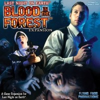 Last Night on Earth: Blood in the Forest Expansion - Board Game Box Shot