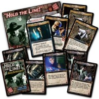 Last Night on Earth: Hold the Line Supplement - Board Game Box Shot