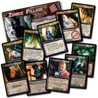 Last Night on Earth: Zombie Pillage Supplement - Board Game Box Shot