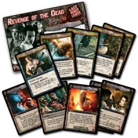 Last Night on Earth: Revenge of the Dead Supplement - Board Game Box Shot